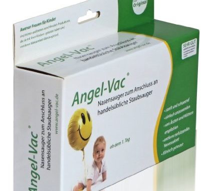 ngel-Vac Nasensauger für Standard Staubsauger